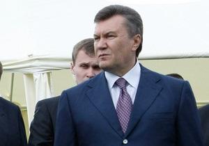 Янукович поручил Генпрокуратуре расследовать факты давления на журналистов газеты Экспресс