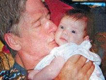 Годовалая дочь Александра Абдулова снимется в рекламе