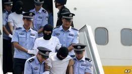 Ангола депортировала китайских  гангстеров