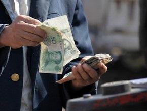 КНР сохранит курс юаня без изменений