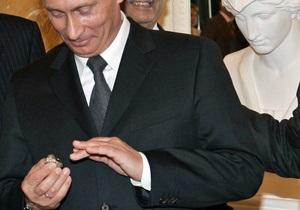 Мог ли Путин украсть кольцо: тонкости протокола