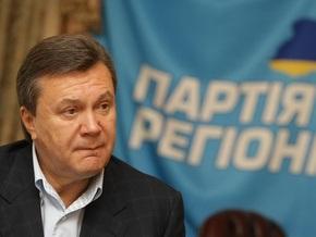 Янукович призвал Раду заслушать информацию Князевича о свином гриппе