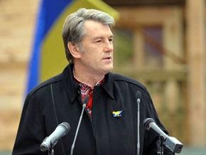 Сегодня Ющенко встретится с генсеком Совета Европы и выступит на Форуме СЕ