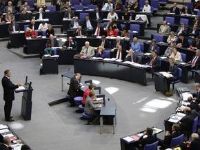 Сегодня в Германии проходят парламентские выборы
