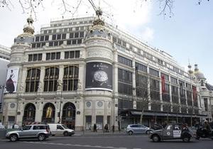 Полная реконструкция. Магазин Le Printemps в Париже превратят в люксовый торговый центр