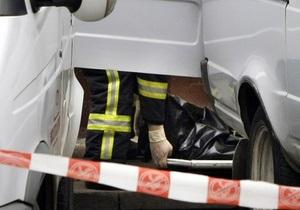 Во Львовской области в ДТП погибли четыре человека, один госпитализирован