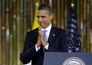Обама пообещал выплатить Мьянме $170 млн на развитие гражданского общества
