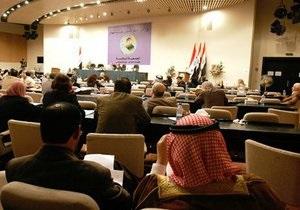 Спикером иракского парламента избрали суннита