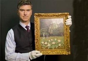 Похищенную картину Матисса нашли 25 лет спустя