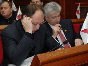 БЮТ обеспокоен отсутствием охраны в медучреждениях Киева