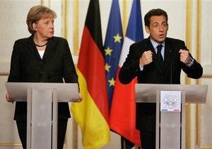 Саркози признал, что переговоры о выходе еврозоны из кризиса зашли в тупик