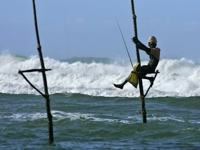Фотогалерея: Рыбалка на палочке