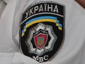 Киевская милиция задержала четверых подозреваемых в серии ограблений автомобилей