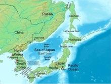Российский бомбардировщик нарушил воздушное пространство Японии