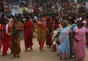 В Индии отказались от планки бедности на уровне 65 центов в день