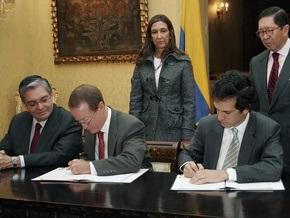 Колумбия разрешила США использовать свои военные базы