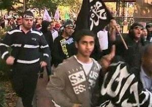 Протесты против антиисламского фильма вспыхнули в Австралии