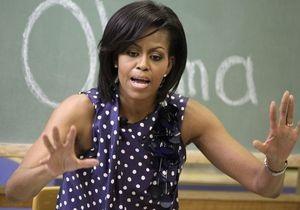Американская школьница пожаловалась первой леди США на Барака Обаму