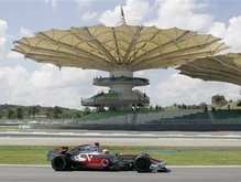 Формула-1: Малазийский тест на выносливость