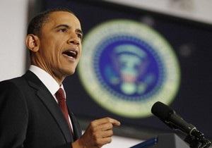 Обама призвал конгресс ограничить свободу ношения оружия