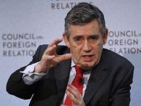 G20: Гордон Браун предлагает всем снизить налоги