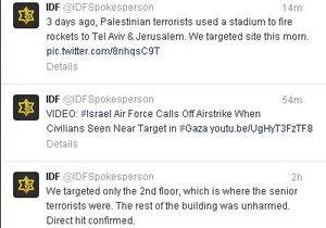 Палестино-израильский конфликт продолжается в социальных сетях