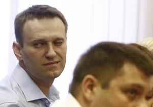 Вина Навального доказана показаниями свидетелей - судья
