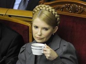 Тимошенко уверена, что завтра ВР не отправит правительство в отставку