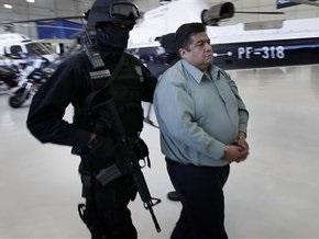 Мексиканская полиция арестовала мэров десяти городов за связи с наркомафией