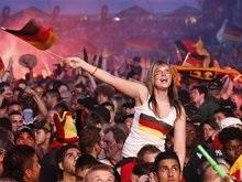 Евро-2008: Победа сборной Германии вылилась в беспорядки