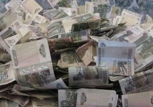 Россиянин обменял в днепропетровском банке 625 тысяч фальшивых рублей