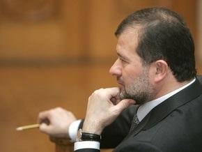 Балога назвал виновных в украинском экономическом кризисе