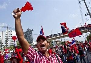 Премьер Таиланда отверг ультиматум оппозиции. Демонстранты двинулись к штабу правительства
