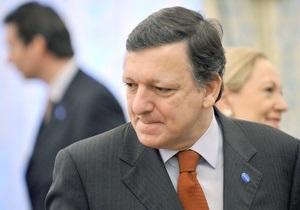Баррозу уверен, что президентские выборы в Украине пройдут демократически