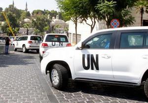 Сирия - Эксперты ООН собрали  ценные данные  в Сирии