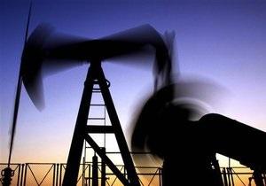 Цены на нефть в Европе снижаются второй день подряд