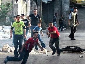 На севере Израиля произошли столкновения между арабами и ультраправыми евреями