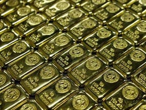 Цена на золото снова установила рекорд