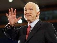 Маккейн прекратил предвыборную агитацию в штате Мичиган