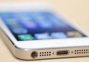Размер дисплея iPhone 5S может быть больше, чем у предыдущих моделей
