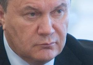 Янукович: На этих выборах меня волнуют только провокации