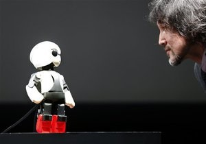 Новости науки - новости космоса - МКС: Японцы отправили на МКС говорящего робота