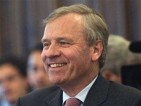 Схеффер назвал НАТО и РФ главными международными игроками