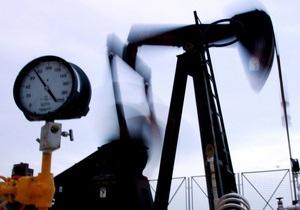 Мировые цены на нефть снижаются из-за кризиса в еврозоне
