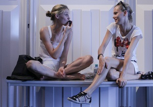 Опрос: Каждая вторая женщина скорее откажется от секса, чем наберет лишние килограммы