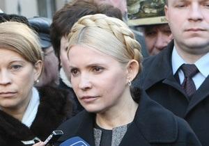 Генпрокуратура заверяет, что решение не пускать Тимошенко в Брюссель не зависело от Януковича