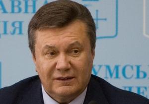 Янукович обещает сократить разрешительную систему более чем в 10 раз в течение трех месяцев