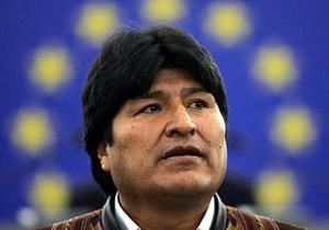 Боливия призвала Колумбию и Венесуэлу не допустить войны