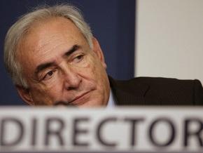 В МВФ вспыхнул секс-скандал: Доминика Стросс-Кана подозревают в недостойном поведении