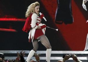 Мадонна призвала украинцев побороться за Тимошенко